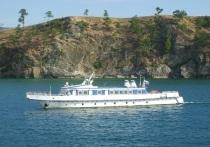 Сегодня на Байкале в Бурятии открывается пассажирский рейс до острова Ольхон
