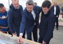 Новый спорткомплекс появится в Аксарке в сентябре
