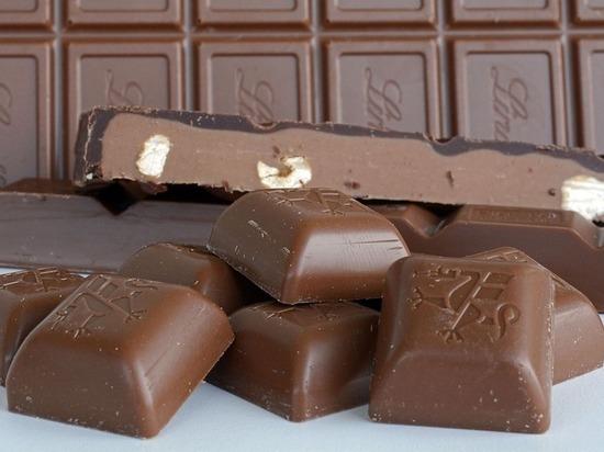 Сколько шоколада следует есть в день волгоградцам, озвучили врачи