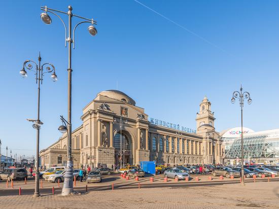 Поезда в Россию оказались самыми прибыльными на Украине