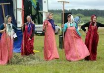 Прошел четвертый турслет молодежи северных районов Нижегородской области