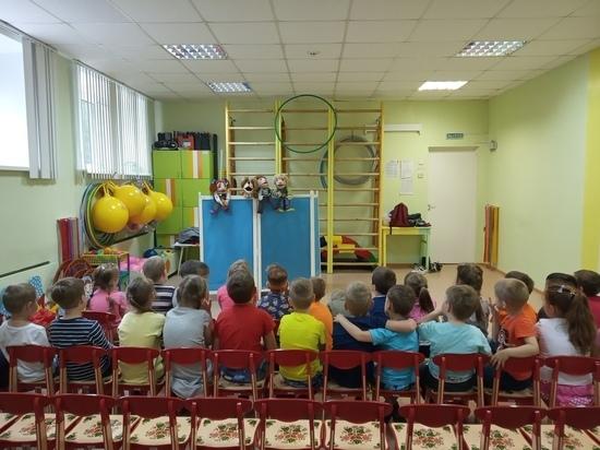Ярославские волонтеры открыли «Театр безопасности»