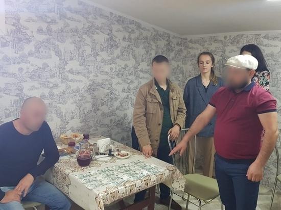 Гражданин Таджикистана задержан в Калужской области за коммерческий подкуп