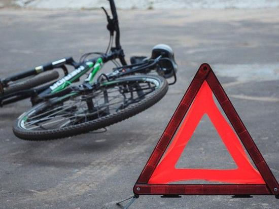 В Калининграде автомобиль сбил 48-летнего велосипедиста