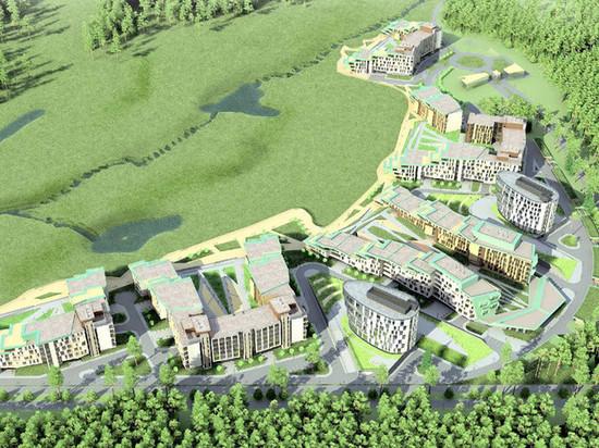 Жилой комплекс планируют построить у реки Барнаулка