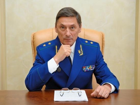 Прокурор Воронежской области Николай Шишкин может покинуть свой пост