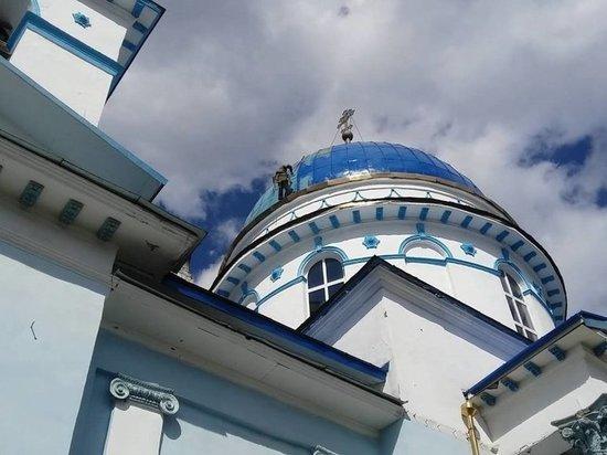 В Калининграде на улице Гагарина возведут православный храм