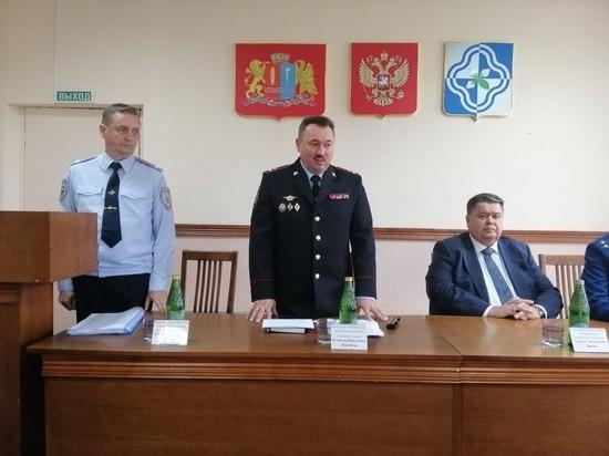 Начальником Родниковского отдела полиции стал Роман Степин