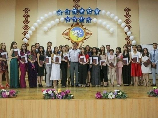В калмыцком университете  больше двух сотен выпускников-отличников