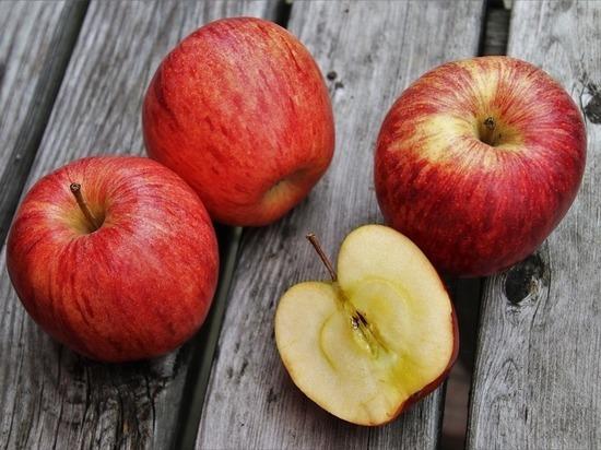 В Псковской области подорожали яблоки