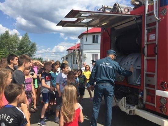 В одном из лагерей Бузулука срочно эвакуировали детей