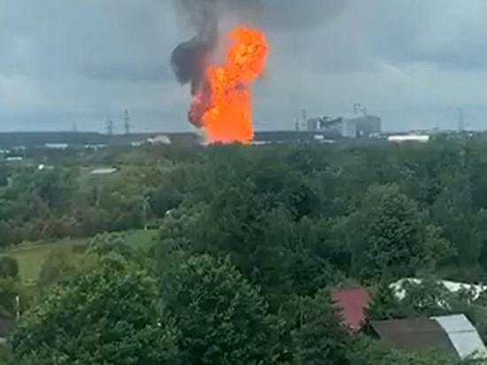 СМИ узнали о хлопке до пожара на ТЭЦ в Мытищах