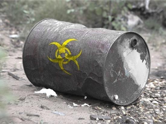 Алтайский бизнесмен испортил поле химическими отходами