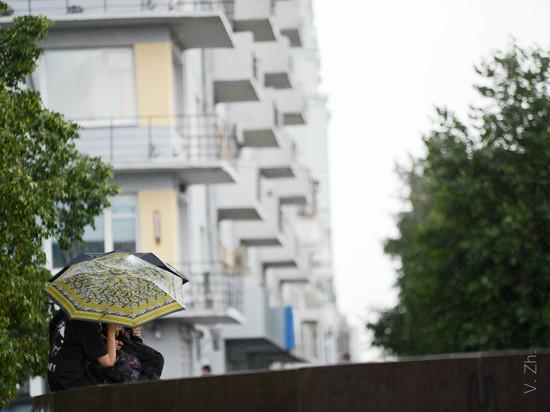 В Свердловской области объявлено штормовое предупреждение из-за гроз