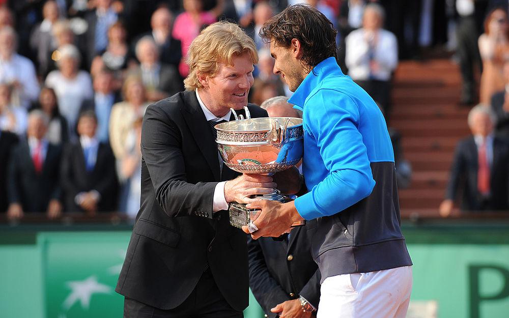 Величайшая дуэль в истории тенниса: как сражались Надаль и Федерер