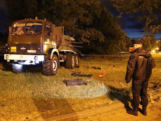 В Минске арестовали двоих россиян по делу о смертельном фейерверке
