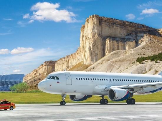 Добираться в Крым самолетом в июле стало дешевле  - Минкурортов РК