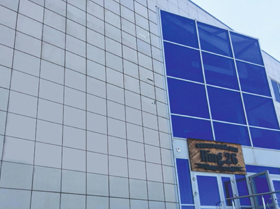 В Ставрополе здания офисов приобретут благородный вид