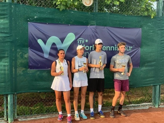 Теннисистка из Ставрополя покорила Грузию