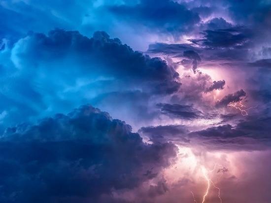 Непогода в Калужской области сохранится до позднего вечера