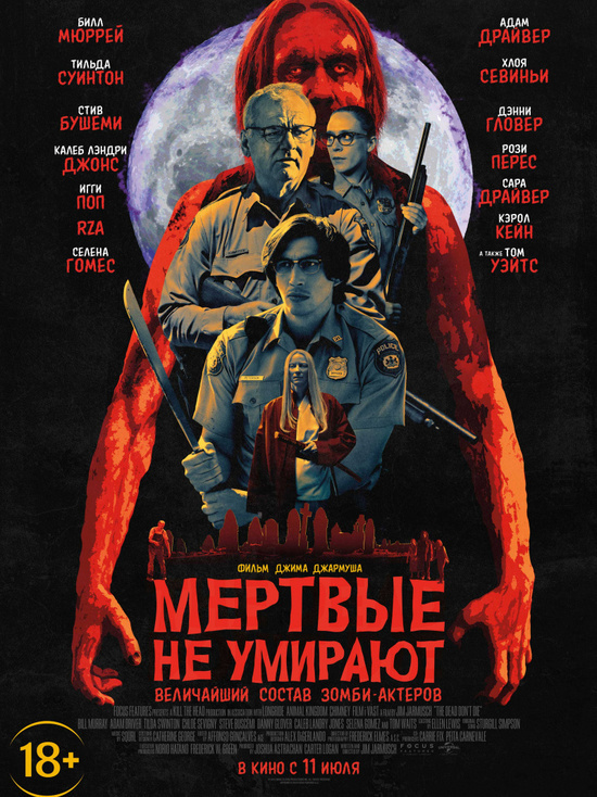 Киноафиша Крыма с 11 по 17 июля
