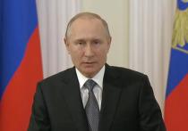 Путин ответил Зеленскому про участие США в переговорах по Донбассу