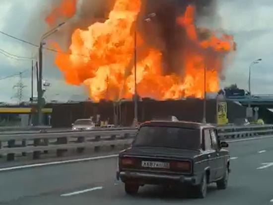 Пожар в Мытищах не вызвал превышения уровня загрязняющих веществ