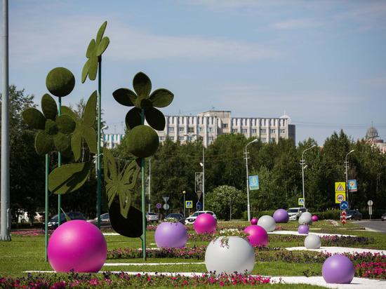 Цветочный город: в Сургуте высадят почти 280 тысяч цветов