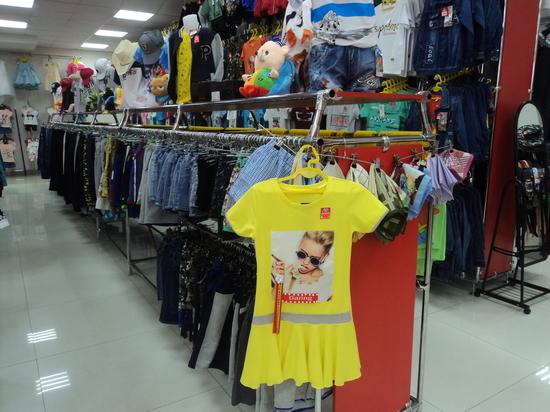 В Бурятии из продажи изъяты детские платья с рекламой курения