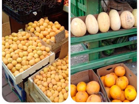 Торговцы незаконно ввезли на рынки Тверской области овощи и фрукты