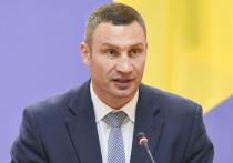 Кличко обсудил с Зеленским свою отставку