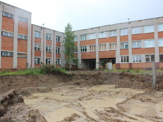 В Московском микрорайоне Иваново начато строительство нового корпуса гимназии №36