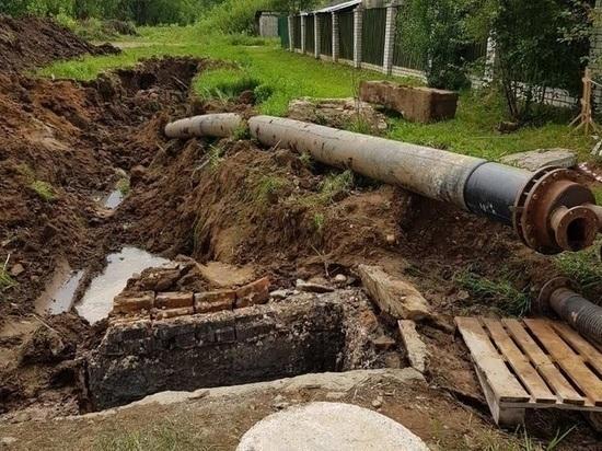 В Твери из-за прорыва Затверечье осталось без воды