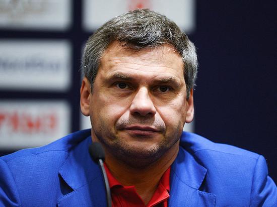 Дмитрий Квартальнов будет тренировать «Ак-Барс»