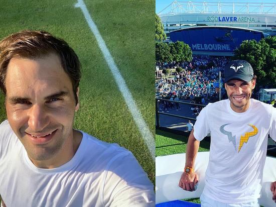 На Уимблдоне будет жарко: Надаль и Федерер сразятся в 40-й раз