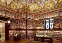 Летние выставки в Библиотеке и Музее Моргана