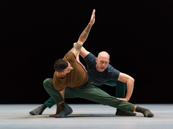 Спектакль старейшего лондонского театра «Сэдлерс Уэллс» показали на Чеховфесте