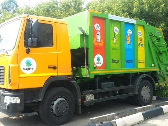 В Ярославской области мусоровозы ликвидируют несанкционированные свалки