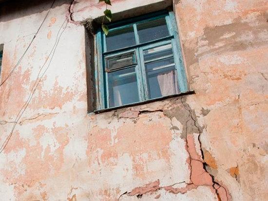 В калмыцкой столице расселят жильцов аварийных домов