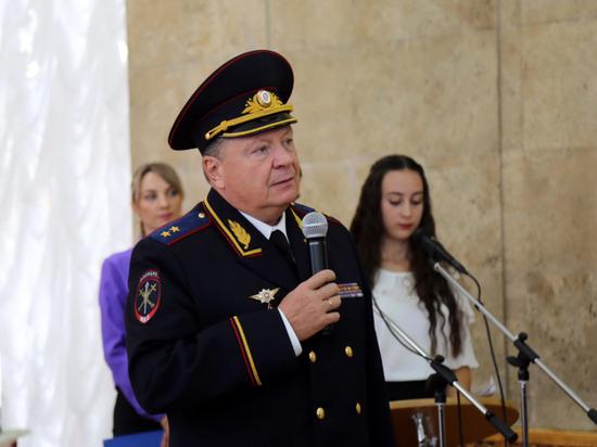 Глава МВД Крыма освобожден от занимаемой должности