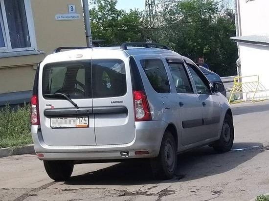 В Магнитогорске водитель сбил педагога на глазах у детей