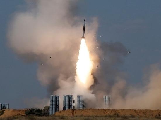 Зенитчики отразили авиаудар из стратосферы в Забайкалье