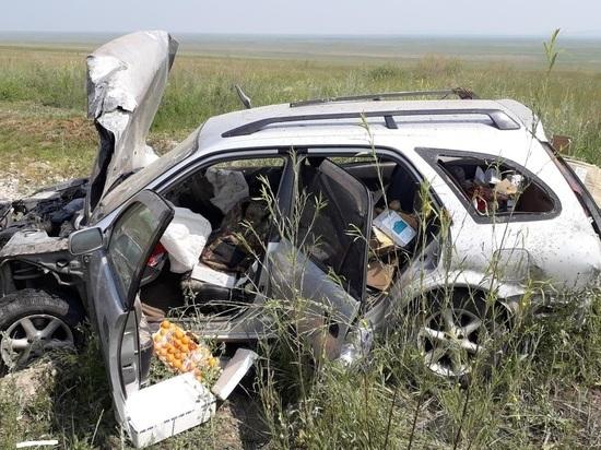 Водитель погиб после столкновения с ограждением на трассе в Забайкалье