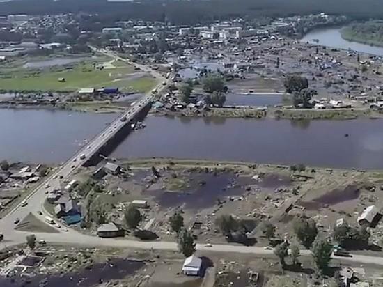 2,3 млрд рублей выделил федеральный бюджет пострадавшим от наводнения