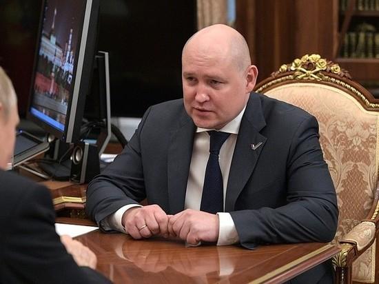 Путин назначил бывшего красноярского чиновника временным губернатором Севастополя