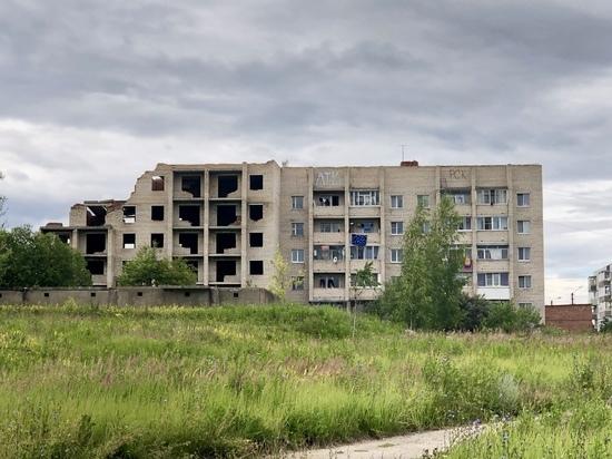 Призрачный город Болохово пахнет хлебом и сырым лесом