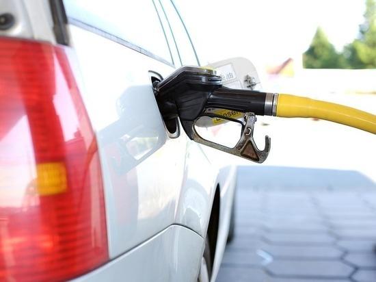 Во сколько обходится тулякам литр бензина