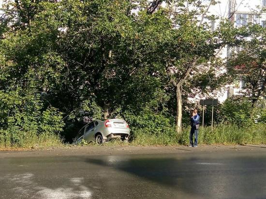 В Челябинской области 12-летняя девочка пострадала в ДТП