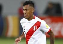 Игрок сборной Перу и