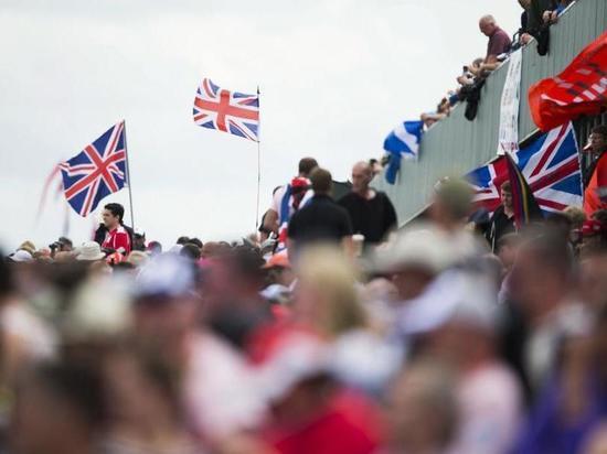 """Стартует британский этап """"Формулы-1"""""""